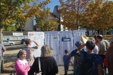 15 septembre 2019 - Manifestation de la Conf paysanne contre les fermes usines