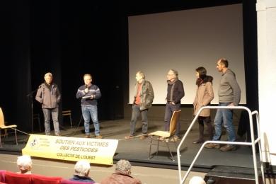 13 décembre 2018 - ciné-débat LOUVIGNE DU  DESRT (35)