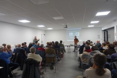 13 janv 2020 - BETTON : débat sur l'agroécologie