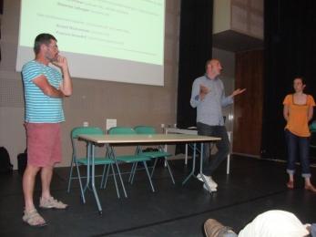 13 juin 2017 - soirée débat à Thorigné sur la protection des riverains