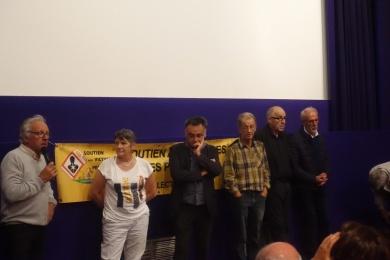 13 septembre 2019 - Ciné-débat à Pontchateau (44)
