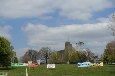 17 avril : manif à St Gerand (56) contre les fermes usines