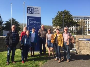 18 avril 2018 - rencontre avec les MSA bretonnes
