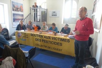 20 juin 2019 - Conférence de presse sur les riverains à Rennes
