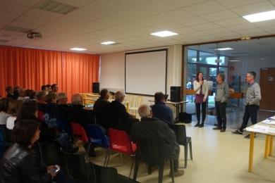 24 avril 2019 - Ciné débat à Noyal sur vilaine (35)