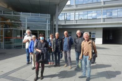 24 septembre 2020 - rencontre conseil régional de Bretagne