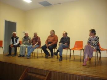 28 septembre - ciné-débat à St Christophe des bois