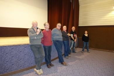 29 novembre 2018 - Ciné-Débat à Gourin (56)