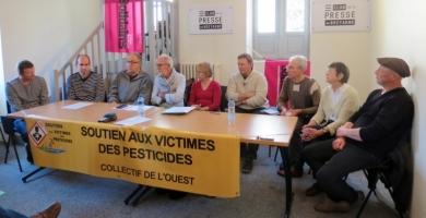 3 novembre 2017 - conférence au club de la presse à Rennes