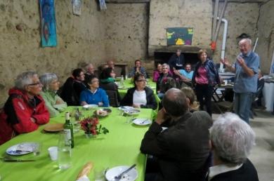 30 juin 2017 : pique-nique à Parthenay