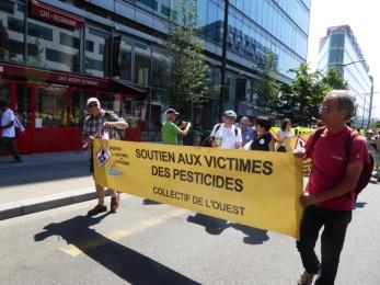 30 juin 2018 - Marche des cobayes