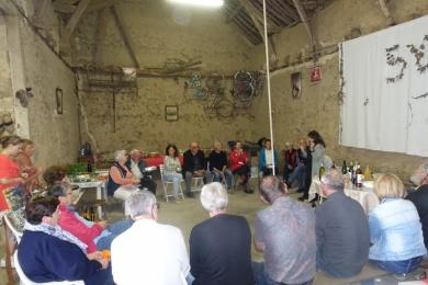 30 juin 2020 - pique-nique du Collectif à Parthenay de Bretagne