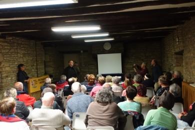 30 novembre 2018 - Ciné-débat St Jean Brevelay (56)