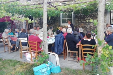 31 juillet 2019 - pique-nique du collectif à Nouvoitou (35)