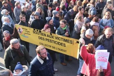 5 dec 2019 - RENNES : participation à la grève nationale