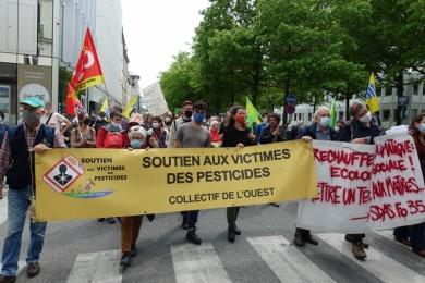 9 mai  : marche pour le climat à Rennes