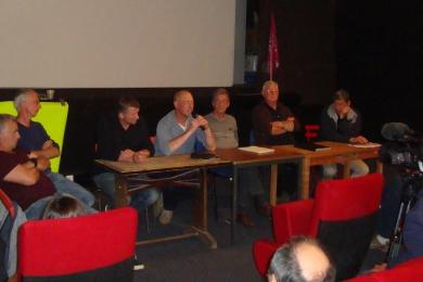 22 septembre 2016 - Ciné-débat à Callac