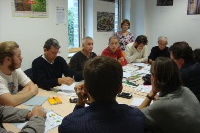 14 octobre 2016 - Conférence de presse sur l'arrêté d'épandage des pesticides