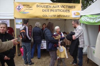 9 octobre 2016 - Participation à Ille et Bio à Guichen
