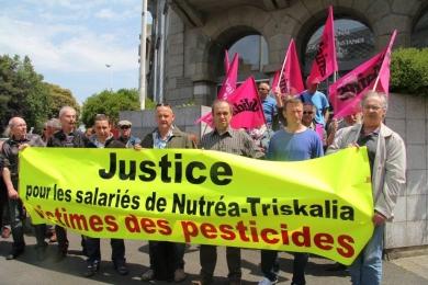 4 mars 2016 - Tass de Vannes : soutien à Stéphane Rouxel