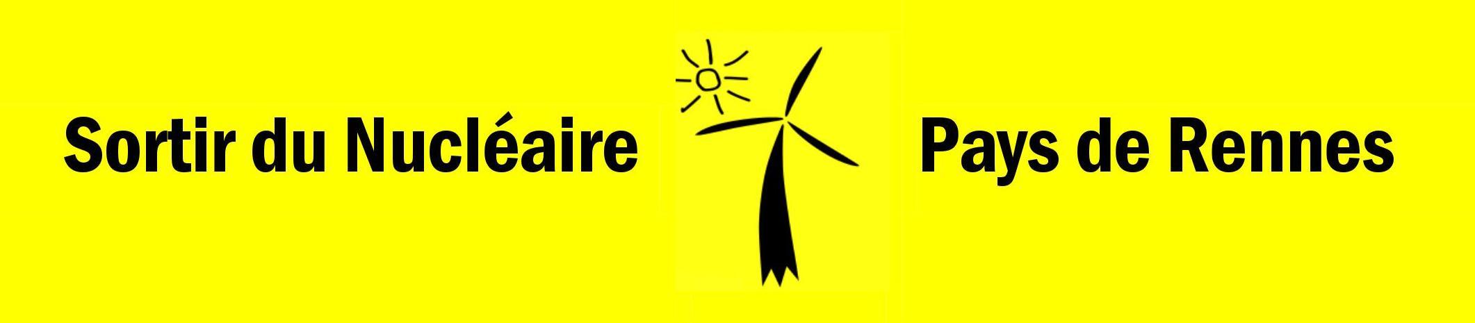 Sortir du nucléaire - pays de Rennes