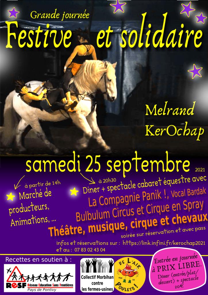 MELRAND (56) : fête du Collectif contre les fermes-usines @ Melrand | Bretagne | France