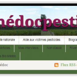 Info médoc pesticides