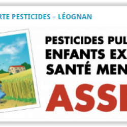 Collectif Alerte Pesticides - LEOGNAN