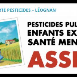 Collectif Alerte Pesticides - LEOGNAN